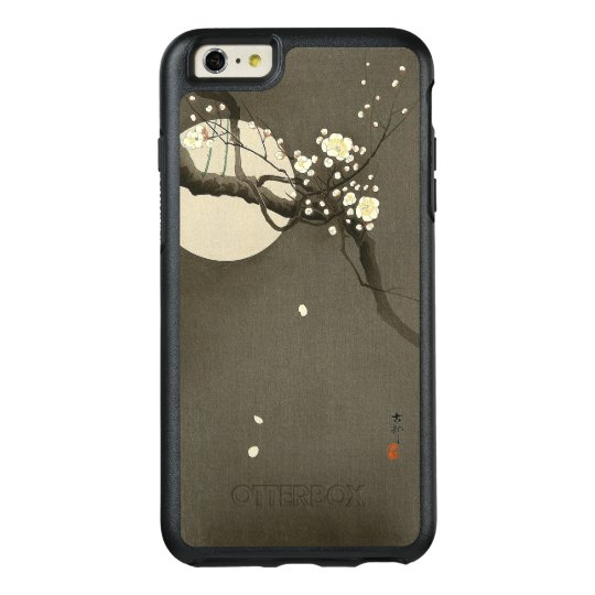 Plum Blossoms at Night by Ohara Koson Vintage OtterBox iPhone 6/6s Plus Case