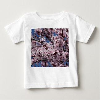 Plum Blossoms Baby T-Shirt