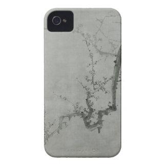 Plum Branch - Yi Yuwon iPhone 4 Case