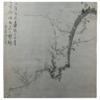 Plum Branch - Yi Yuwon Napkin