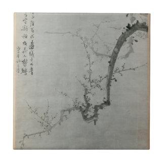 Plum Branch - Yi Yuwon Tile