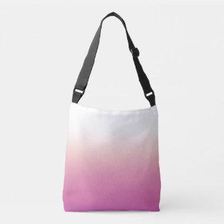 Plum Fade Crossbody Bag