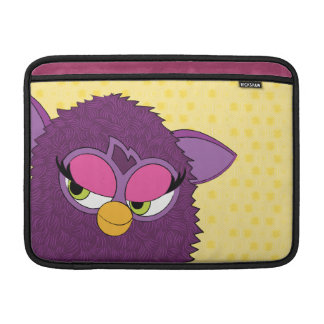 Plum Fairy Furby MacBook Sleeve