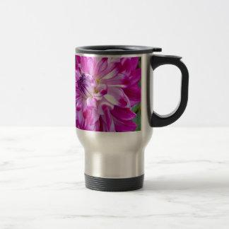 Plum Flora Travel Mug