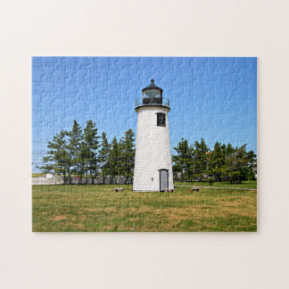Plum Island Lighthouse Massachusetts Jigsaw Puzzle