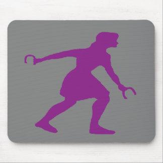 Plum Womans MousePad