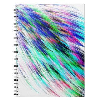 Plumage Elegance #2 Notebook