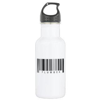 Plumber Barcode 532 Ml Water Bottle