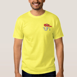 Plumber Embroidered T-Shirt