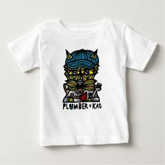 """""""Plumber Kat"""" Baby T-Shirt"""