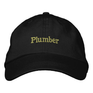 Plumber professional hat