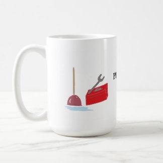 Plumbing Crew Coffee Mug
