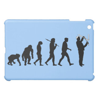 Plumbing Evolution Plumber Pipefitter Pipe Sewer iPad Mini Case