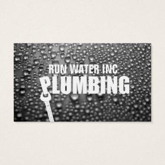 Plumbing ı business card