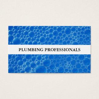 Plumbing Service Business Card