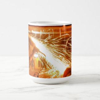 Plumbing Sparks Original Classic White Coffee Mug