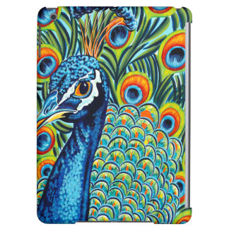 Plumed Peacock I Cover For iPad Air