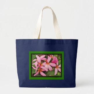 Plumeria - Ace Flash on Bag