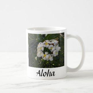 Plumeria Coffee Mug