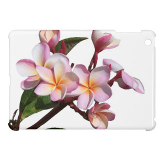 Plumeria Flowers iPad Mini Case