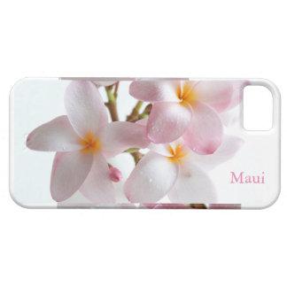 Plumeria Flowers Maui Hawaii iPhone 5 Cover