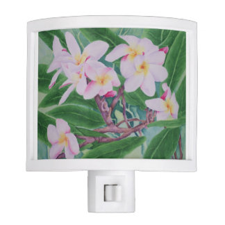 Plumeria Night Light
