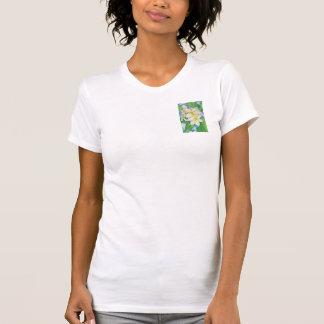 Plumeria Watercolor T-Shirt