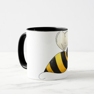 Plump Bee Mug