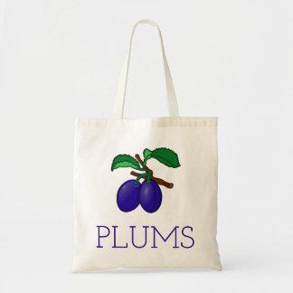 Plums Tote Bag