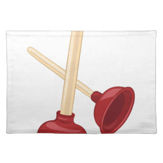 Plungers Placemats