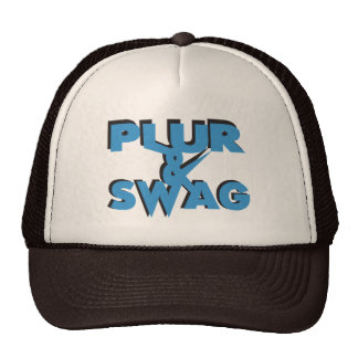 Plur & Swag Trucker Hats