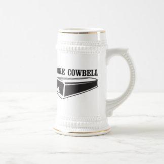 Plus de sonnaille tasse à café