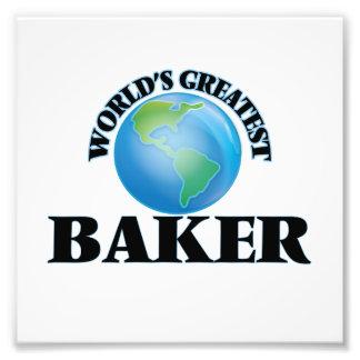 Plus grand Baker du monde