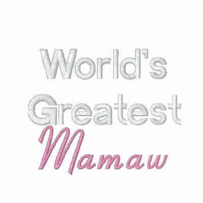 Plus grand Mamaw du monde