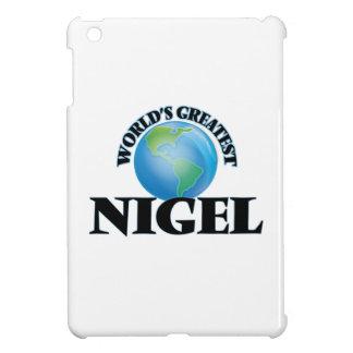 Plus grand Nigel du monde Étui iPad Mini