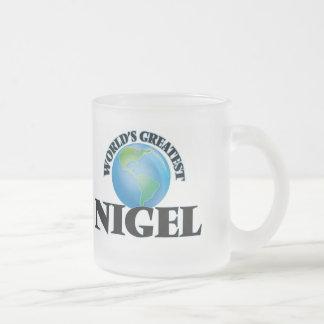 Plus grand Nigel du monde Tasse À Café