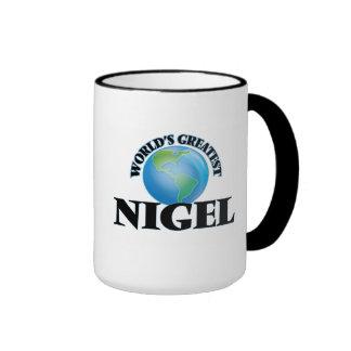 Plus grand Nigel du monde Mug À Café