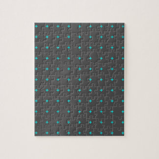 plus sign pattern jigsaw puzzle