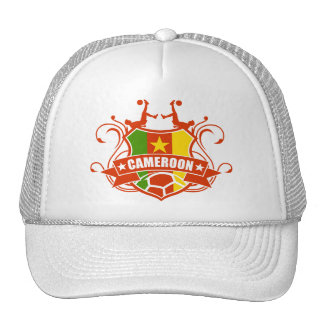 plus soccer CAMEROON Casquette