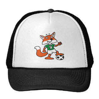 plus soccer fox casquettes