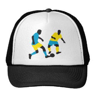 plus soccer players casquette de camionneur