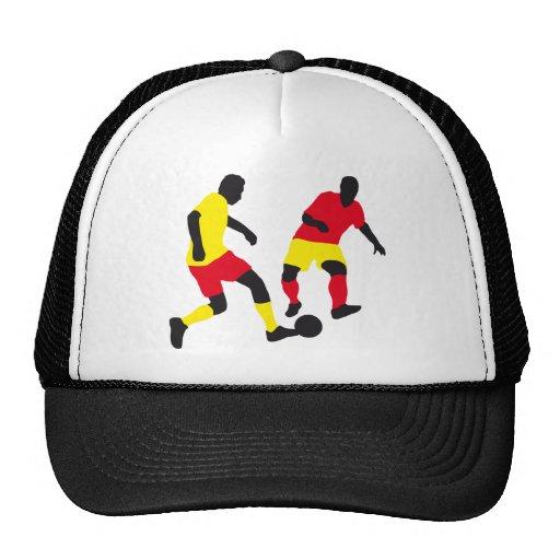 plus soccer players casquette