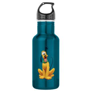 Pluto   Cartoon Front 532 Ml Water Bottle