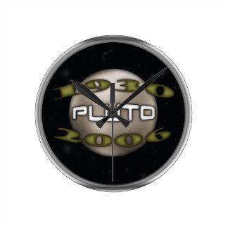 Pluto Commemorative 1930-2006 Clock