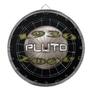 Pluto Commemorative 1930-2006 Dartboard