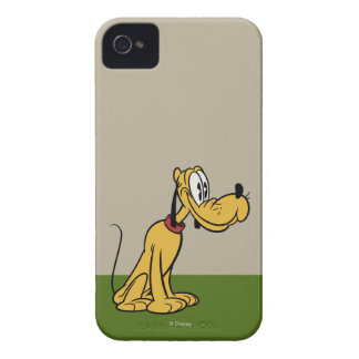 Pluto Eager iPhone 4 Cases