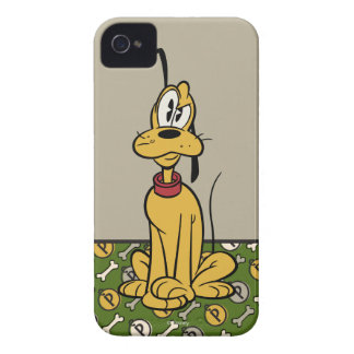 Pluto Ear Up Case-Mate iPhone 4 Cases