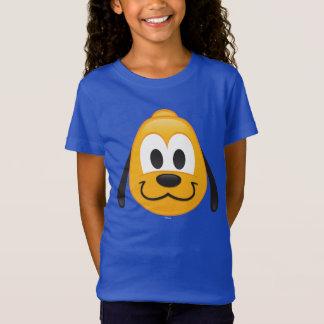 Pluto Emoji T-Shirt