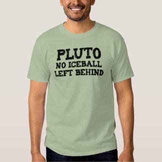 Pluto No Iceball Left Behind T-Shirt