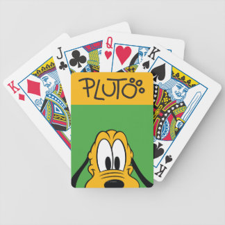 Pluto | Peek-a-Boo Poker Deck